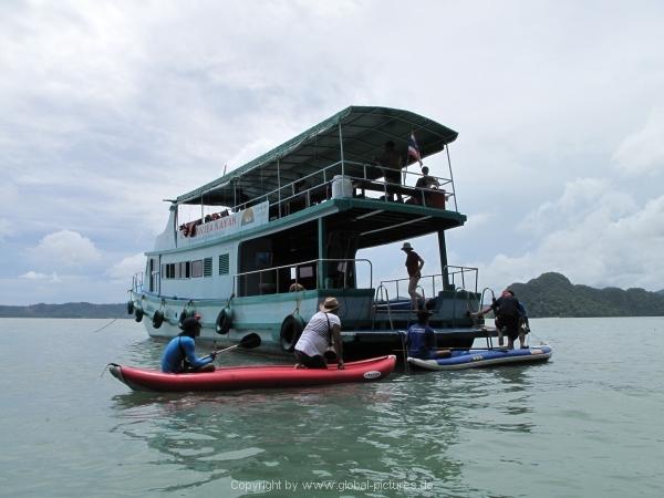 Phang-Nga Bucht - 34