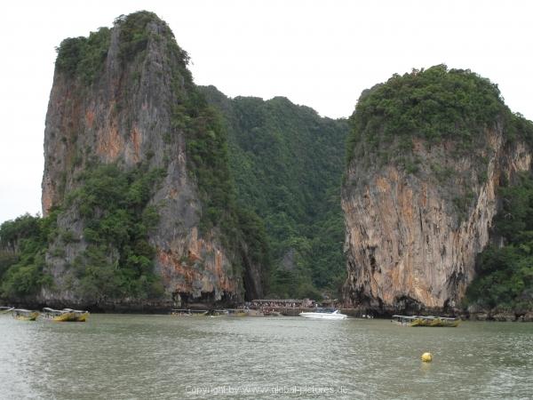 Phang-Nga Bucht - 42