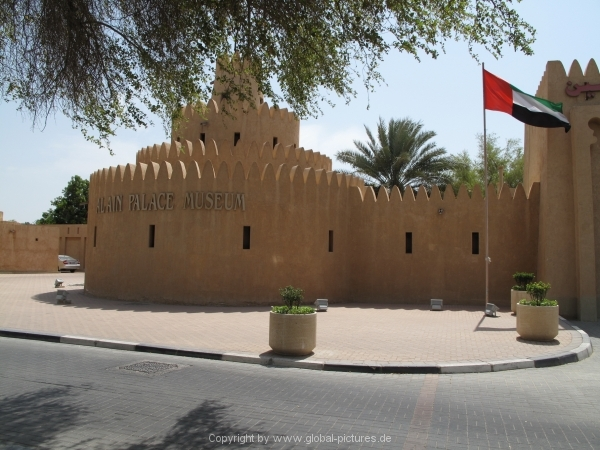 Abu Dhabi - Al Ain City - 01